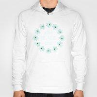 palestine Hoodies featuring Circle of Stars by Khana's Web