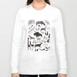 animaletti Long Sleeve T-shirt