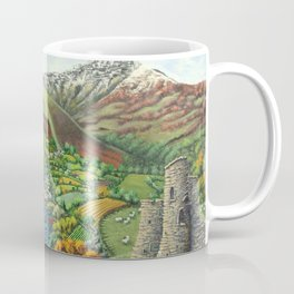 Prelude To Powys Coffee Mug