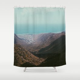 The Sutherlands Shower Curtain