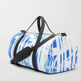 Geometric surf Duffle Bag