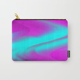 DREAM PATH (Purples, Fuchsias & Turquoises) Carry-All Pouch