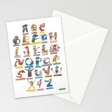JOB-ABC Stationery Cards