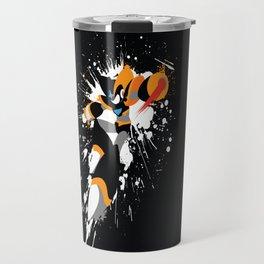 Bass/Forte Splattery Explosion Travel Mug