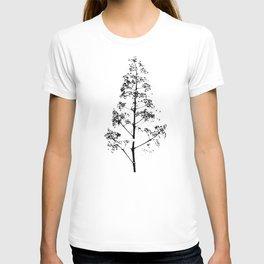 Flowery Stem T-shirt