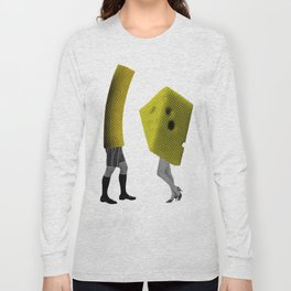 Because she's the cheese and I'm the macaroni Long Sleeve T-shirt
