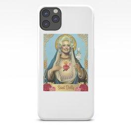 Saint Dolly Parton iPhone Case