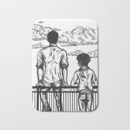 The Overlook Bath Mat