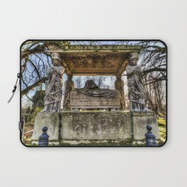 Kensal Green Cemetery London Laptop Sleeve