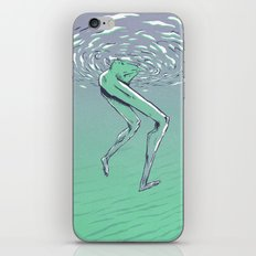 UNDRWTR iPhone & iPod Skin