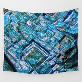 Bismuth Wall Tapestry
