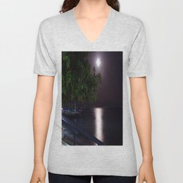 night Unisex V-Neck