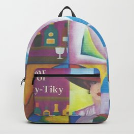 chicas malas Backpack
