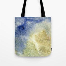 watercolor sky Tote Bag