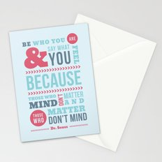 The Dr. is in Stationery Cards