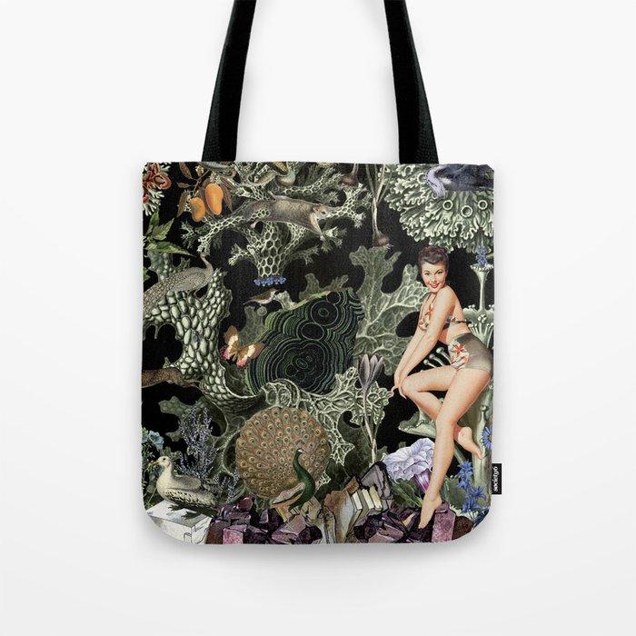 OBSIDIANA Tote Bag