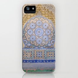 Moroccan Mosaics iPhone Case