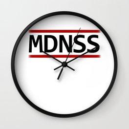 Real Madness Wall Clock