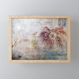 passage Framed Mini Art Print