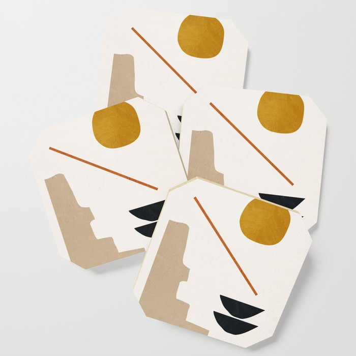 abstract minimal 6 Coaster