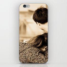 我的梦里 iPhone Skin