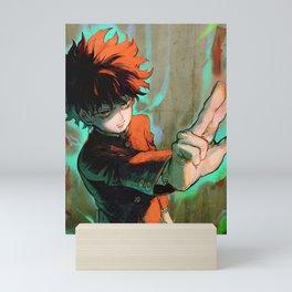 Shigeo Kageyama v.7 Mini Art Print