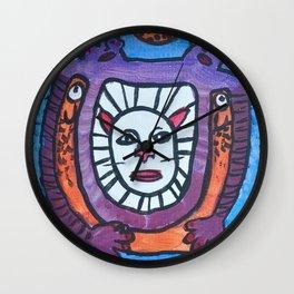 Loa Wall Clock