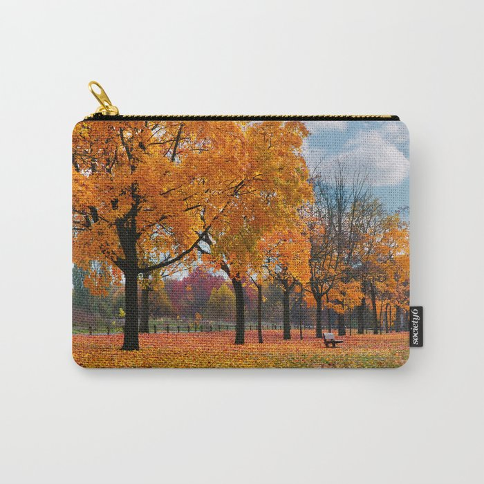 Autumn trees 47 Carry-All Pouch