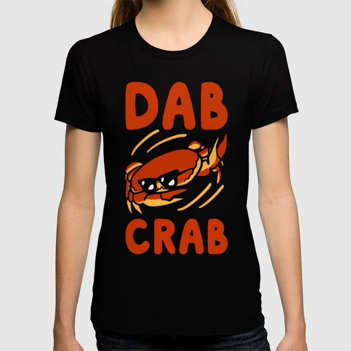 DAB CRAB T-SHIRT T-shirt