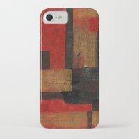 sagittarius iPhone & iPod Cases featuring Sagittarius by Fernando Vieira