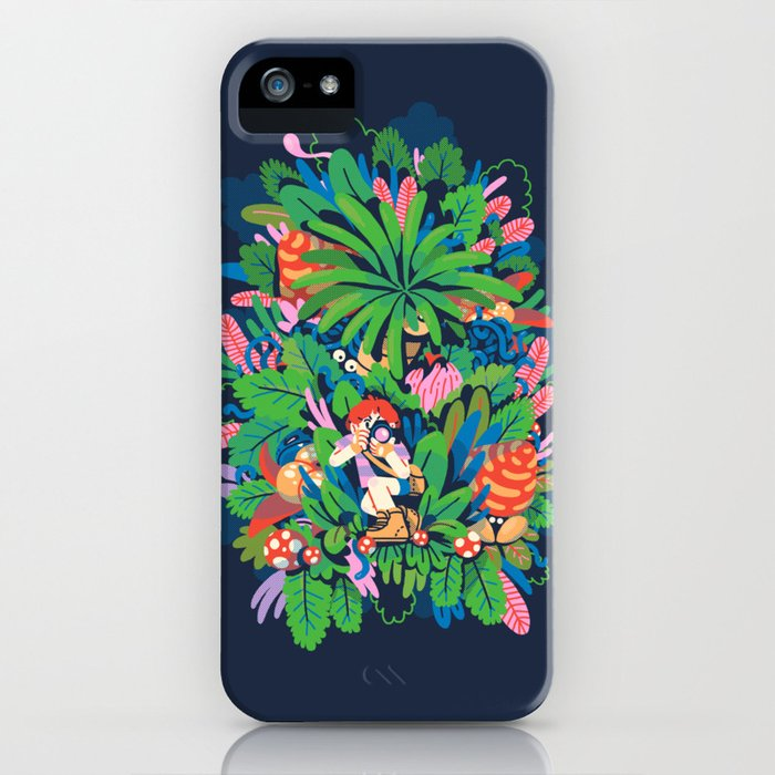 Oh Snap! iPhone Case