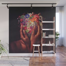 Centerpiece II Wall Mural