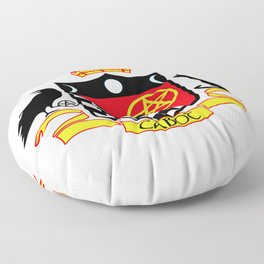 Cabot Crest Color Floor Pillow