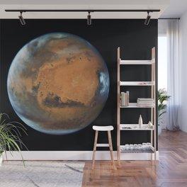 Mars planet Wall Mural