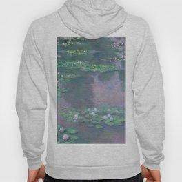 Water Lilies Monet 1905 Hoody