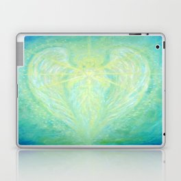 The Archangel Raphael - Angel of Healing Laptop & iPad Skin