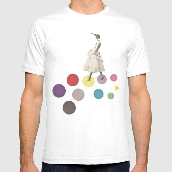 Bird Lady T-shirt