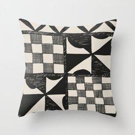 Tapa Cloth | Pacifica Patterns | Tribal Art Throw Pillow