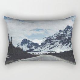 Banff Road Rectangular Pillow