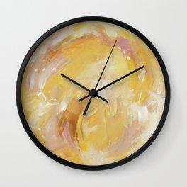 Pink Lemonaid Wall Clock