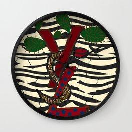 ZEBRA TTY N1 Wall Clock
