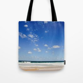 The Silence of waves Tote Bag