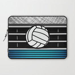 volley ball art Laptop Sleeve