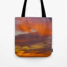 Like Wildfire Tote Bag