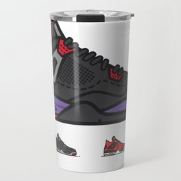 aj4 Hand Painted Travel Mug