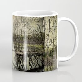 Beaver Pond ~ Ginkelmier Inspired  Coffee Mug
