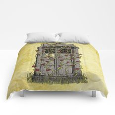 Rose- Doctor Who Comforters