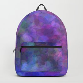 Blueberry Bubbles Backpack