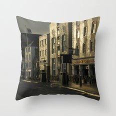 Poole Spoons Throw Pillow