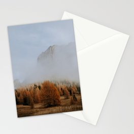 Autumn Dolomites Stationery Cards